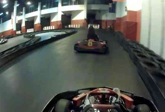 Go Kart - Gara aziendale di fine anno